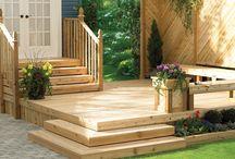 Rehab - Back Porch