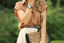 fashion / by Annie Brockway