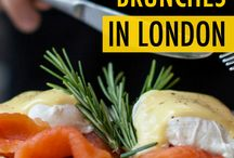 brunches in london