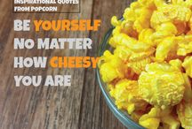 Inspirational Quotes From Popcorn / Everyone needs a little motivation
