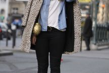 CollegeFashionista Winter / by Rainy Paul
