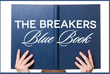 """The Breakers Blue Book / Meet The Breakers' fabulous partners through these featured """"Spotlight On A Guru"""" posts!"""