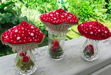 Fairies ans Toadstools
