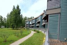 New Buildings in Riga