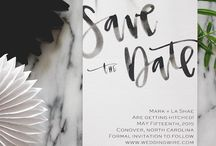 Invite/Save the Date
