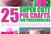 Cute Pig Crafts