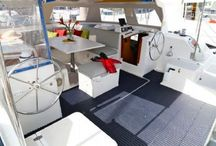Seawind 1000 - Kicknback / The popular Seawind 1000 available for charter in the Whitsundays http://www.ccy.com.au/seawind1000/