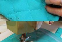 trousse avec pochettes transparentes
