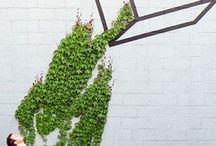 l'arte interagisce con la natura