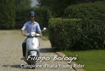 SELLERIA PARIANI IS ON AIR / BACKSTAGE NEW COMMERCIAL!! Featuring Filippo Bologni / 2013 Italian Young Riders Champion. Experience the new Pariani and neverletitgo!
