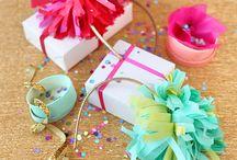 Bijoux - DIY - Accessoires pour cheveux / headbands, barrettes, ... / by Com2Filles - blog DIY