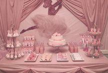 Pretty in Pink Ballerina Birthday Party