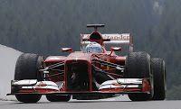 Fernando Alonso - 2013 Belgium GP