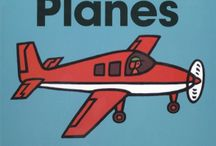 Planes, Trains, and Automobiles! / Does your little one love things that go VROOM? Here's a roundup of books and activities to keep him or her happy and busy all day long!  / by HarperCollins Children's