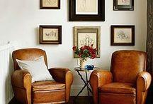 Sitting room / by Katie Brown