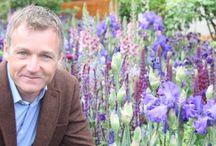 Interviews with Garden Designers, Nurserymen and women, Horticulturists and gardeners / Interviews with Garden Designers, Plantsmen, Horticulturists and Gardeners.