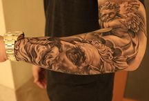 Tattoo Man Sleeve