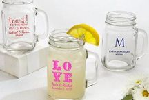 Wedding Favors! / It's all in the details. Make your wedding day even more special by adding unique and personalized wedding favors to match your color scheme and theme! / by Party City