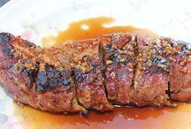 Dinner Ideas / by Haleigh Thrun