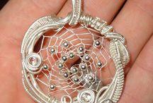 dreamcatcher wire wrap