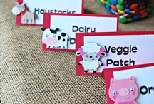 buffet tags