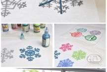Crafting-Seasonal: Winter / by Hannah Carbonneau