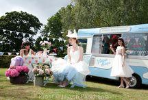 Dresses to take tea in
