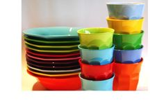 Rice Dk Melamine / Fun colourful melamine plates, cups and bowls by Danish Designer Rice DK