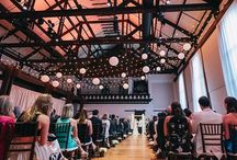 Ceremony Designs / Real wedding ceremonies at The Bell Tower in Nashville, TN.
