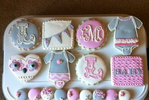 Cookies: Baby Shower / by Alicia Wimberley