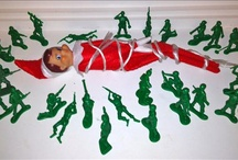 Elf on A Shelf / by Debbie Elliott