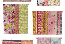 Kantha Quilts & the Like