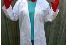 Futurama Dr. Zoidberg Costume / Stay in touch on Facebook! https://www.facebook.com/maskerix/