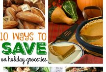 Shopping Hacks / Tips on how to save time and money grocery shopping