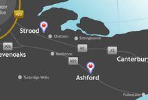Ashford Depot / Channel Commercials - Ashford, Kent Depot