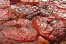 tomates tartes tatin