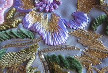 Embellishments / Ribbon Work, Embroidery, Bead Work, Applique, All the Little Details that Make Things Special.