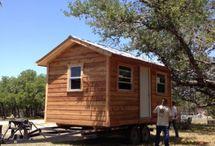 Small homes / Domek wakacyjny
