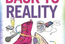 Back to Reality (our book!)