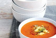 reciptes- soups and starters