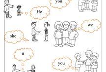 Worksheets Modersmål