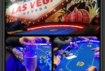 Las Vegas themed Casino party / Discover a selection of Las Vegas themed casino parties provided by The Real Deal Fun Casino. This party theme will bring The Entertainment Capital of the World to you! www.therealdealfuncasino.com.au