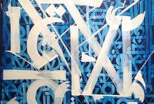 Grafika a kaligrafie