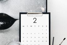 calendar style