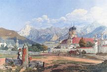 Austria / Austria themed paintings and photos from famous masters. #art, #canvas, #design, #painting, #print, #poster, #decoration