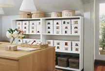 Closet, Storage, Garage
