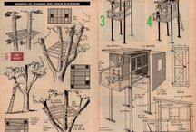 TREE HOUSE / The chilhood  imagination becomes techological mirracle !!!