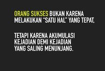 Quotes Design / Quotes by Tanadi Santoso