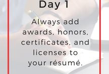 International Update Your Resume Month / Per Career Directors International, September is the perfect time to start a new approach to career care-taking. While children are embarking on starting the new school year, adults should also be taking stock of their professional attributes and career value by updating their resumes.