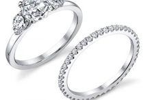 diamonds are a girls bestfriend / by Madeline Mott